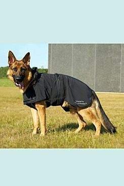 KRUUSE Rehab Dog Blanket Softshell 30 cm