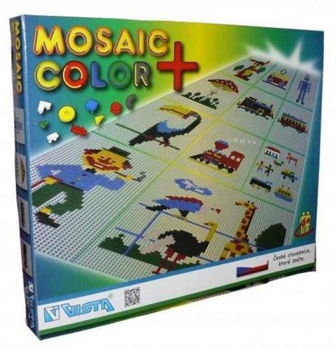 VISTA Mosaic Color+, mozaika 1474 dílků
