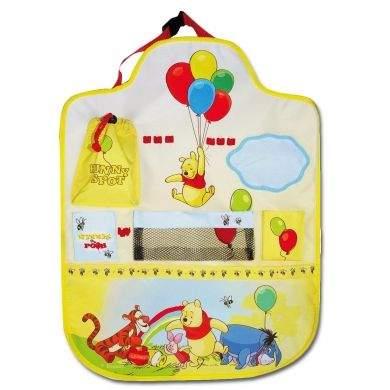 KAUFMANN taška na hračky do auta medvídek pú