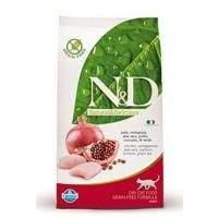 N&D Grain Free CAT Adult Chicken & Pomegranate 1,5 kg