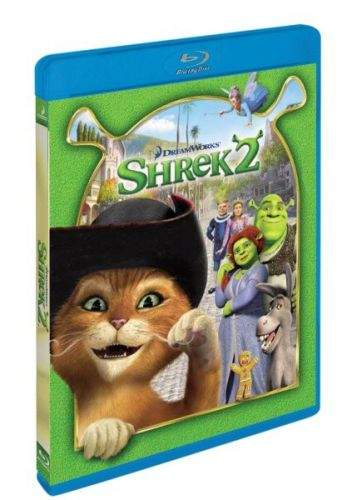 Magic Box Shrek 2 (MikeMyers, EddieMurphy, CameronDiaz) (BLU-RAY) BD