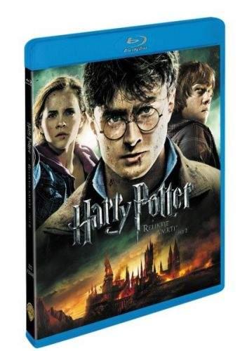 Magic Box Harry Potter a Relikvie smrti - 2. část - 2xBLU-RAY BD