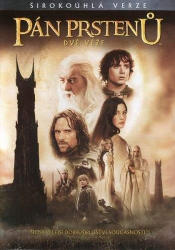 Pán prstenů: Dvě věže 1xDVD