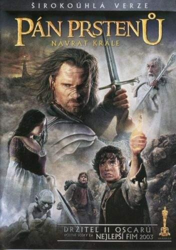 Pán prstenů: Návrat krále 1x DVD
