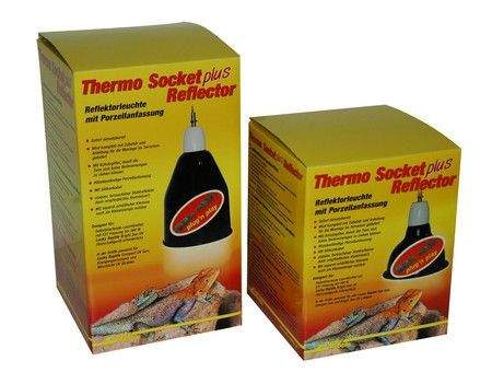 Lucky Reptile Thermo Socket plus Reflector Plug and Play