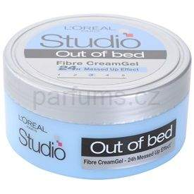 L'Oréal Paris Studio Line Out Of Bed gel na vlasy (Fibre Cream Gel 24 h Messed Up Effect) 150 ml