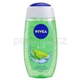 Nivea Lemongrass & Oil sprchový gel (Shower Gel) 250 ml