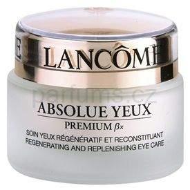 Lancome Absolue Premium ßx oční zpevňující krém (Regenerating and Replenishing Eye Care) 20 ml