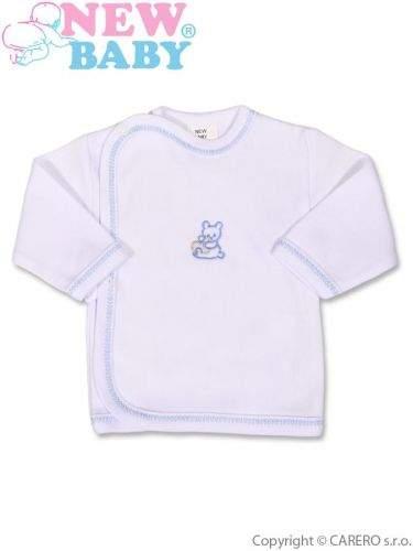 New Baby košilka s vyšívaným obrázkem