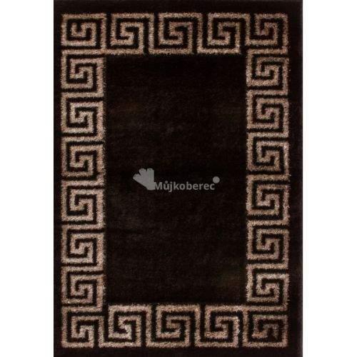 Lalee Sedef SED 277 hnědý koberec