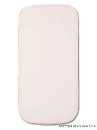 DANPOL Pěnová bílá matrace do kočárku