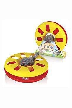 Tommi Speedy ball s myškou na gumě