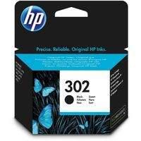 HP 302 černá