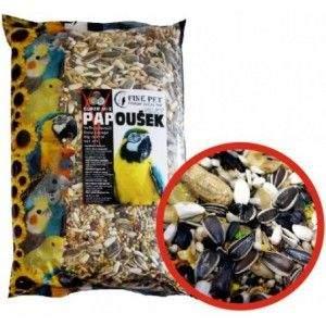 Lolo pets FINE PET Super Mix Velký papoušek 1,4 kg