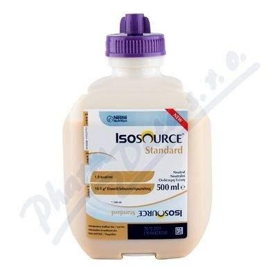 Isosource Standard Neutrální roztok 500 ml