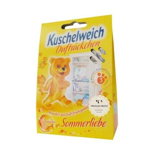 COCCOLINO Kuschelweich Sommerliebe vonné sáčky do skříně