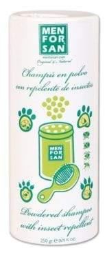 Menforsan Suchý šampon s repelentem