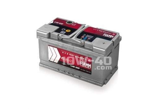 FIAMM Titanium Pro 760A 12V 85Ah