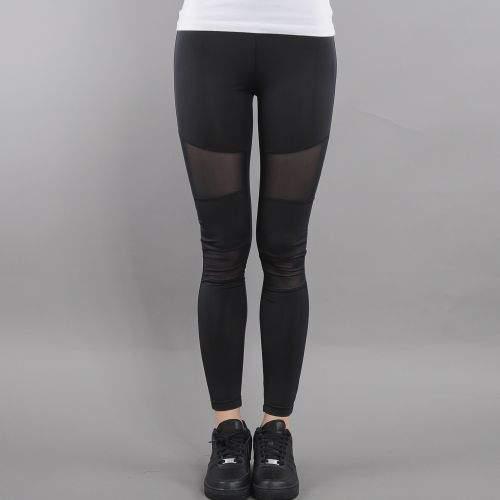 Urban Classics Ladies Tech Mesh Leggings legíny