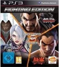 Fighting Edition Tekken 6/Tekken Tag Tournament 2/SoulCalibur V pro PS3