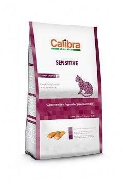 CALIBRA CAT GF ADULT SENSITIVE SALMON 7 kg