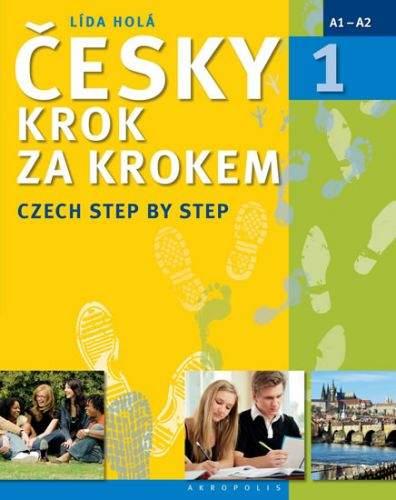 Lída Holá: Česky krok za krokem 1 / Czech Step by Step 1