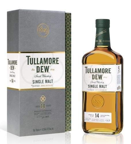 Tullamore Dew 14 let 0,7 l