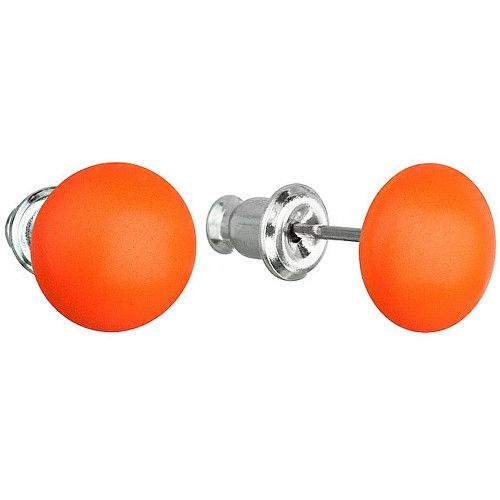 Troli Cabo Neon Orange náušnice