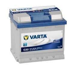 VARTA BLUE DYNAMIC 52 Ah