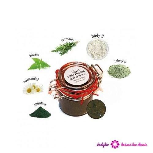 Soaphoria Herbaphoria čistič a maska 120 ml