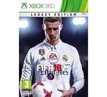 FIFA 18 pro Xbox 360