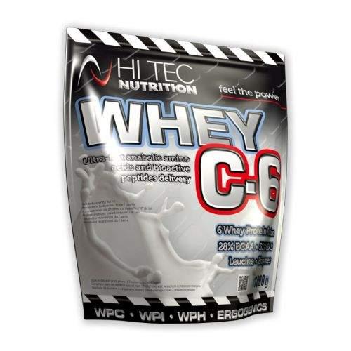 Hi Tec Nutrition Whey C6 CFM 100% Whey 2250 g