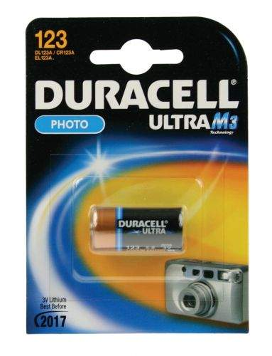 Duracell DL123