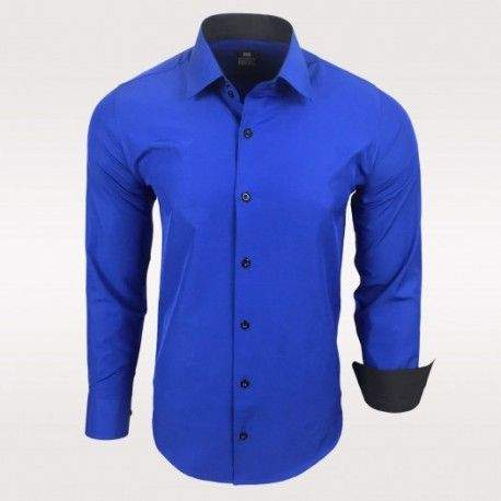 Rusty Neal Slim Fit košile