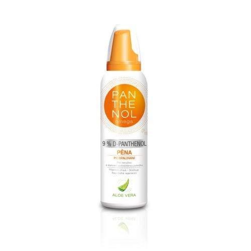 Omega Pharma Panthenol Omega 9% pěna s Aloe Vera 150 ml