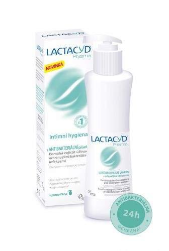 Omega Pharma Lactacyd Pharma s antibakteriální přísadou 250 ml