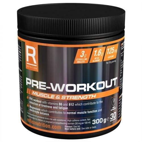 Reflex Pre-Workout 300 g