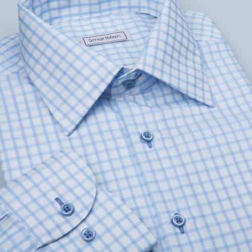 SmartMen Česká republika Business Casual košile
