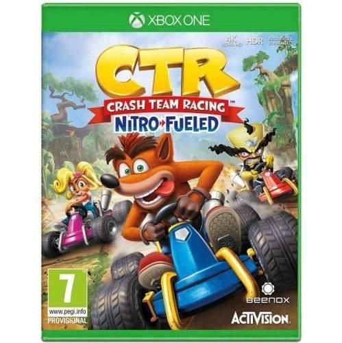 Crash Team Racing: Nitro Fueled pro  Xbox 360