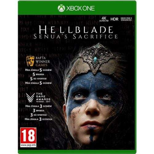 Hellblade Senua's Sacrifice pro Xbox 360