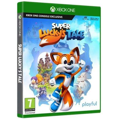 Super Lucky's Tale pro Xbox 360