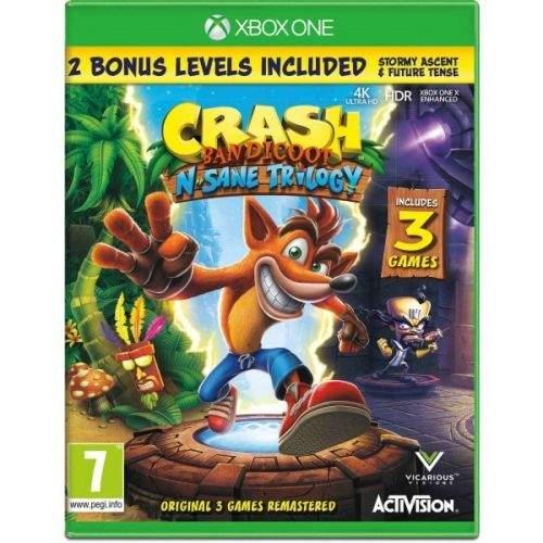 Crash Bandicoot N.Sane Trilogy pro Xbox 360