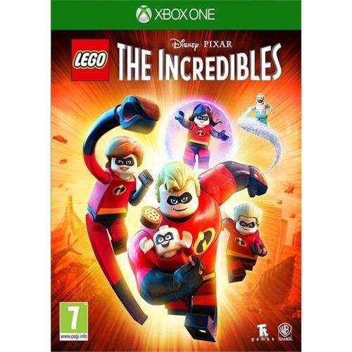 LEGO The Incredibles pro Xbox 360