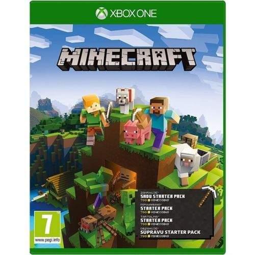 Minecraft Starter Collection pro xbox 360