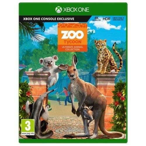 Zoo Tycoon: Ultimate Animal Collection pro Xbox 360