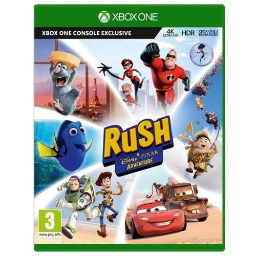 Rush: A Disney Pixar Adventure pro XBOX 360