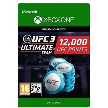 Microsoft UFC 3: 12000 UFC Points - Xbox One Digital