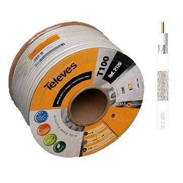 Televés koaxiální kabel 2126-100m
