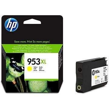 HP 953XL č. F6U18AE žlutá