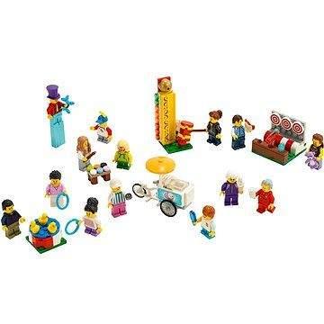 LEGO City Town 60234 Sada postav – Zábavná pouť